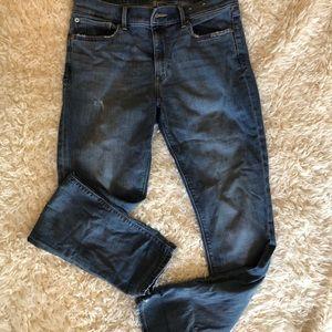 Skinny performance jeans